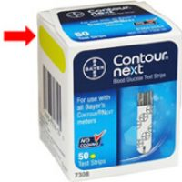 Contour Next Mail Order - How much are diabetic test strips